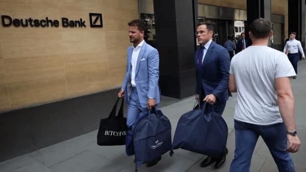 Deutsche Bank Recent Layoffs & Bitcoin Cryptocurrency Market